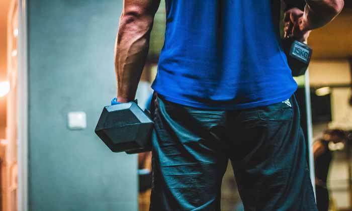 Hacer ejercicio solo